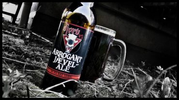 Arrogant Jævel-Ale (American Strong Ale)