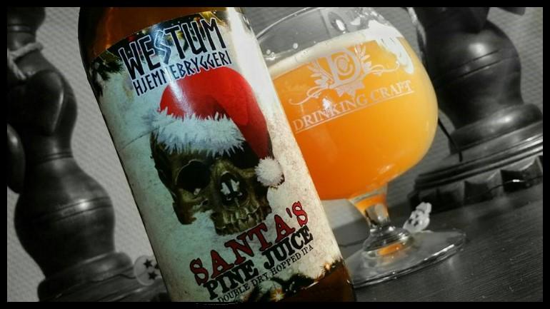 Santas Pine Juice (NEIPA) – v1