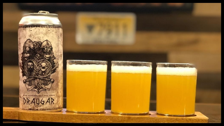 DRAUGAR – collab med Beer Zombies (Dobbel NEIPA)